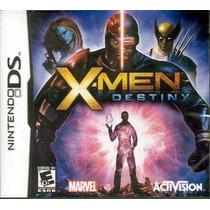 Juego Ds Nintendo X-men Destiny! Nuevo