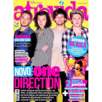 Revista Atrevida N 252 One Direction! = Agosto 2015 1d Nova!