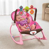 Cadeira Infância Sonho Rosa - Fisher Price