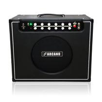 Sjuro Arcano Caixa Amplificador Guitarra Arvt50 5 Tubes
