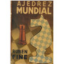 Libro, Ajedrez Mundial De Ruben Fine.