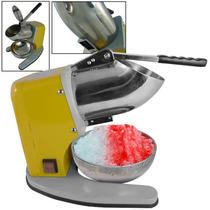 Maquina De Raspados Uso Rudo Rasuradora De Hielo Trituradora