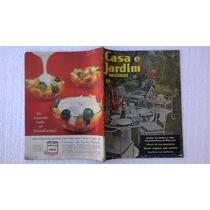 Revista Antiga Casa E Jardim Número 73 Fevereiro De 1961