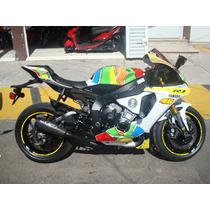 Yamaha R1 2015 Rossi Edition R6 Rr Gsxr Bmw Cbr Motomaniaco