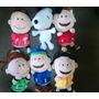 Peluche Muñeco Snoopy O Charly Brown O Amigos ( 22 Cm Aprox)