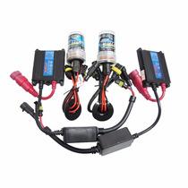 Kit Xenon H3 8000k Gc Power Slim Par De Pingo Led Grátis