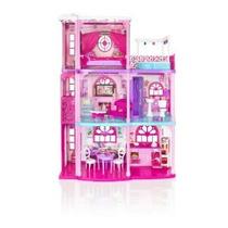 Barbie 3 Pisos Sueño Townhouse