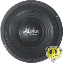 Alto Falante Alpha Khromus 18 Alpha 1200w 4r P R O M O Ç Ã O