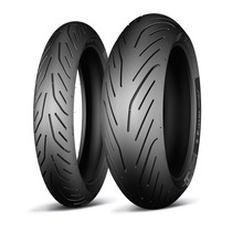 Combo Pneu Michelin Pilot Power 3 120/70-17 + 190/55-17