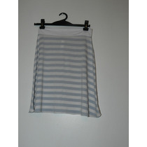 Pollera / Minifalda (algodón) Informal Pero Delicada!!