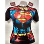 Polo Modelo Superman Red Logo En Alto Relieve (100 % Algodón