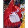 Disfraz Caperucita Mujer Maravilla Vilma Y Pedro Picapiedra