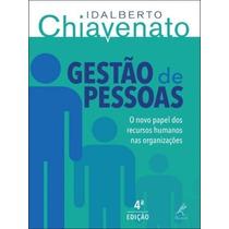 Livro Gestão De Pessoas - 4ª Ed. 2014 Chiavenato - Pdf