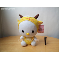 Peluche Hello Kitty Capricorn 18 Cm Serie Hat Family Pch165