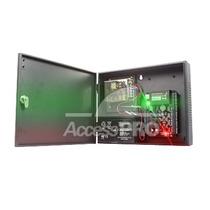 Panel De Control De Acceso Ip Para 4 Puertas Incluye Fuente