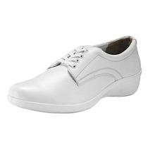 Zapatos Flexi 25601bl De Piel Para Dama Médico Enfermera
