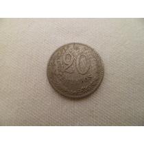 ººº Paraguay Antigua 20.- Cent Año 1900 * B * ººº #748