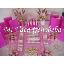 Mesa De Golosinas Personalizadas - Candy Bar Temático