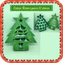Arquivo De Corte Para Natal - Caixa Árvore Para 12 Doces