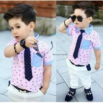 Camisas De Vestir Para Niños Nuevas