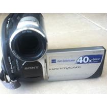 Video Camara Handycam Sony Mini Dvd Acepto Kmbios