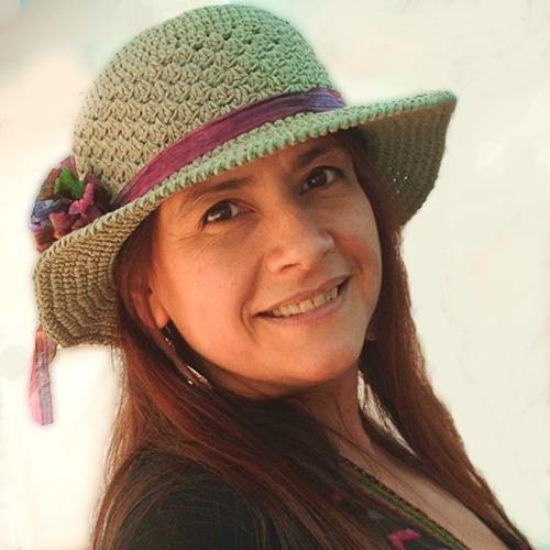 Sombreros Y Capelinas Para Damas Tejidos Al Crochet -   450 d28ee3c2240
