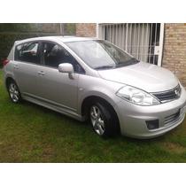 Nissan Tiida Extrafull Automático