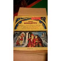 Discos De Pasta Album Rca Giuseppe Verdi