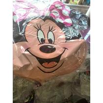Globo De Minnie Mouse Para Centros De Mesa