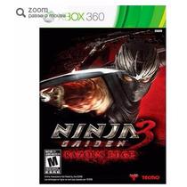 Game - Ninja Gaiden Iii - Xbox 360