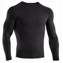Camisa Térmica De Compressão Manga Longa Lance 2º Pele Nb056