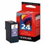 Lexmark Cartucho 24 Colors Para Printers X3430, X3530, X355