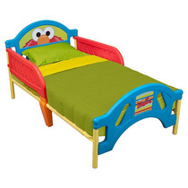 Camita Infantil Plaza Sesamo Elmo Nueva
