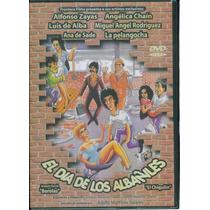 El Dia De Los Albañiles. Angelica Chain Y Alfonso Zayas. Dvd