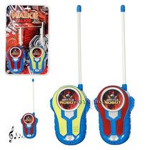 Rádio Walk Talk (walkie Talkie) Infantil Robot