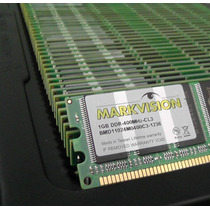 Memória 1gb Ddr 400 Mhz Pc2 3200 Markvision Para Desktop