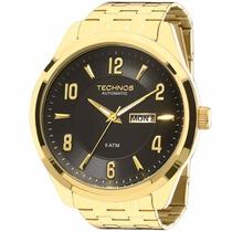 Relógio Masculino Technos Automático 8205ni/4p Dourado