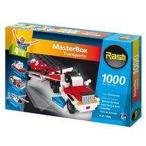 Rasti Masterbox Transporte 1000 Piezas 4 Modelos Para Armar