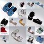 Ak7 Kit Com 7 Sapatinhos Croche Pague 1 Frete Varios Modelos