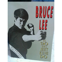 Libro El Tao Del Jeet Kune Do - Bruce Lee