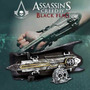 Assassins Creed 4 Black Flag Hoja Oculta Marca Mcfarlane