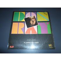 Don Ray - El Jardin Del Amor * Disco De Vinilo