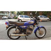 Yamaha Rx 115 Azul Melisima