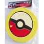 Escudo Pokebola Pokemon De Goma Eva