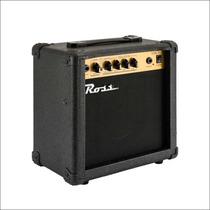 Ross G15, Amplificador Para Guitarra, 15w, Parlante 6,5