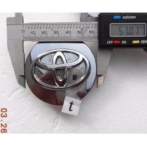 Centros Rin Toyota Corolla Camry Avalon Sienna Jgo.4 Pzas.