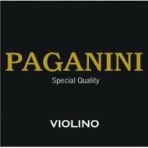 Encordoamento Para Violino Paganini - Frete Grátis