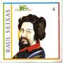 Cd Raul Seixas Mpb Compositores 4 Original Semi Novo