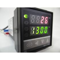 Controlador Temperatura Digital Forno + Sensor K 1300 C