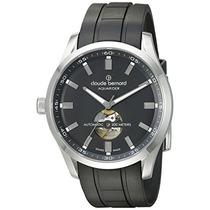 Reloj De Acero Inoxidable 3ca Nv Aquarider Claude Bernard